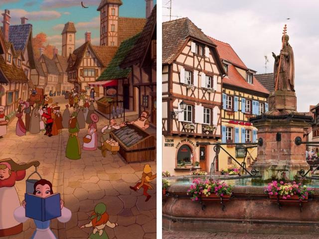 你可以親自踏足的18個廸士尼童話世界
